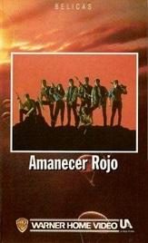 Ver Película Amanecer rojo (1984)