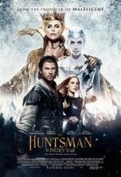 Ver Película El cazador y la reina del hielo (2016)