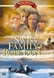 Ver Película La Familia Robinson (1960)