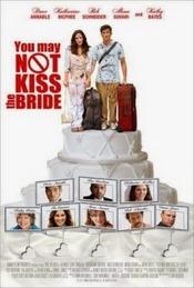 No puede besar a la novia