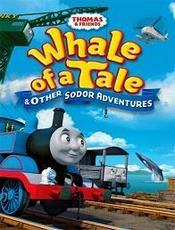 Thomas y sus amigos : ballena de cuento y Otros Sodor aventuras