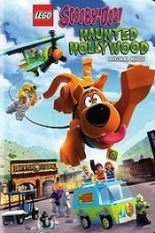 Lego Scooby Doo!: Hollywood embrujado Pelicula