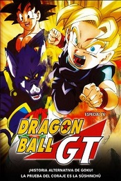 Dragon Ball GT – Episodio Especial : 100 Años Despues HD