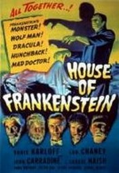 La mansion de Frankenstein