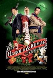 Ver Película La Navidad 3d De Harold & Kumar (2011)