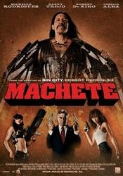 Ver Película Machete (2010)