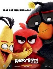 Angry Birds, la pelicula Pelicula