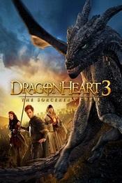 Corazon de Dragon 3: La Maldicion del Brujo HD - 4k
