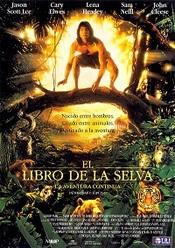 El libro de la selva: la aventura continua