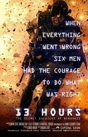 13 horas Los soldados secretos de Bengasi