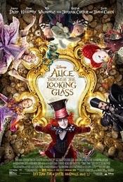 Ver Película Alicia a traves del espejo Pelicula (2016)