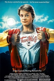 Ver Película Un Hombre Lobo Adolescente (1985)