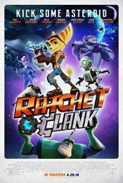 Ratchet y Clank Pelicula Full HD