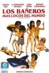 Ver Película Los bañeros mas locos del mundo (1987)
