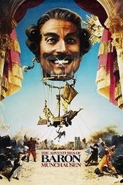 Ver Película Las aventuras del baron Munchausen (1988)