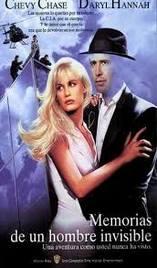 Ver Película memorias de un hombre invisible (1992)