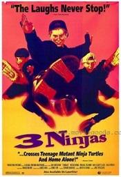 Tres pequeños ninjas