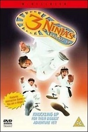 3 ninjas contraatacan