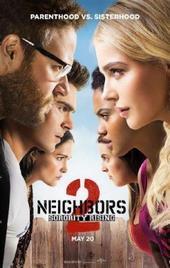 Ver Película Buenos vecinos 2 (2016)