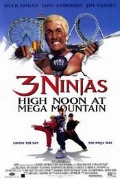 Tres peque�os ninjas 4