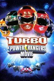 Turbo Power Rangers La pelicula