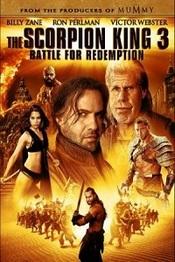 Ver Película El Rey Escorpión 3 (2011)