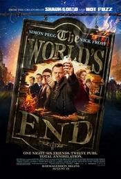 Una noche en el fin del mundo HD-Rip