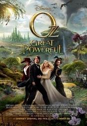 Ver Película Oz, un mundo de fantasia (2013)