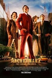 Ver Película Anchorman 2 : La leyenda continua (2013)
