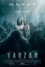 La leyenda de Tarzan Pelicula