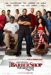 Ver Película La barbería 3: El siguiente corte  (2016)