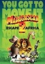 Madagascar 2 Pelicula
