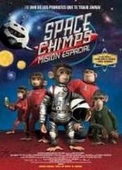 Space chimps mision espacial