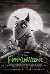 Ver Película Frankenweenie (2012)