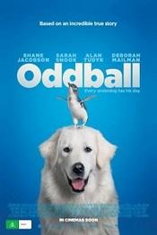 Oddball y sus pingüinos