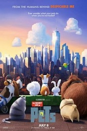 Ver Película La vida secreta de tus mascotas HD (2016)