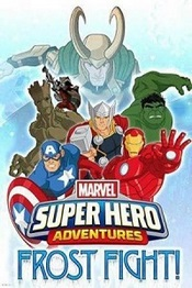 Ver Pel�cula  Marvel Super Hero Adventures: LUCHA FROST (2015)