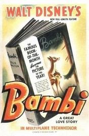 Ver Película Bambi (1942)