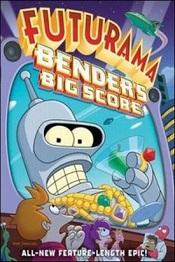 Ver Película Futurama: El gran golpe de Bender (2007)