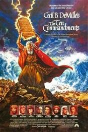 Ver Película Los diez mandamientos (1956)
