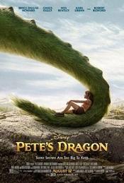 Ver Película Peter y el dragon (2016)