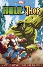 Ver Película Hulk vs Thor (2009)