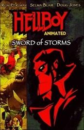 Hellboy La espada de las tormentas