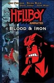 Hellboy Animado La sangre y hierro