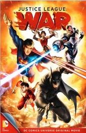 Liga de la Justicia : Guerra