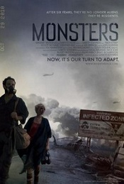 Ver Película Monsters (2010)