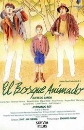 Ver Película El bosque animado (1987)