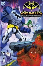 Batman ilimitado: Mech vs Mutantes