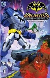 Batman ilimitado: Mech vs Mutantes Pelicula