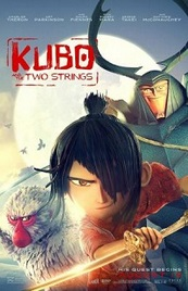 Kubo y la busqueda del samurai Pelicula